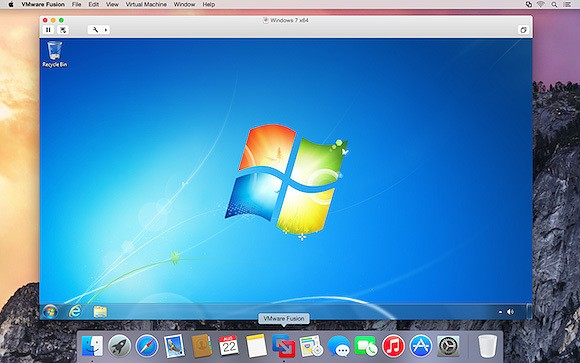VMware Fusion 7 Launches with Virtualization Support for OS X Yosemite and Windows 8.1
