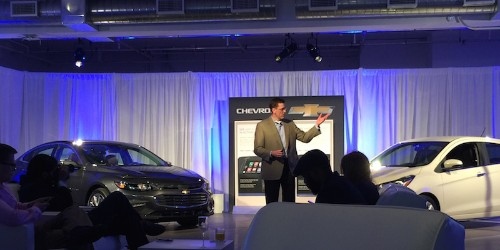 Chevrolet Bringing CarPlay and Android Auto to 14 New 2016 Models Later This Year