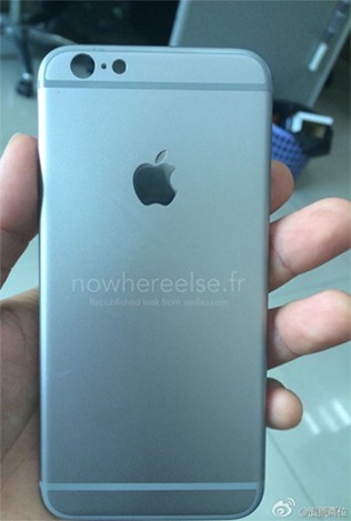 More High-Quality Photos Show 4.7-Inch iPhone 6 Rear Shell with Colored Bands