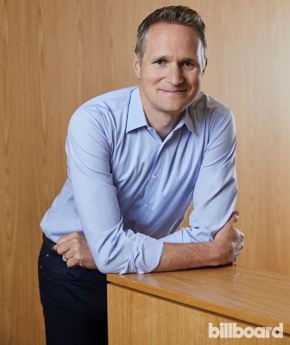 Billboard Profiles Oliver Schusser, the Head of Apple Music