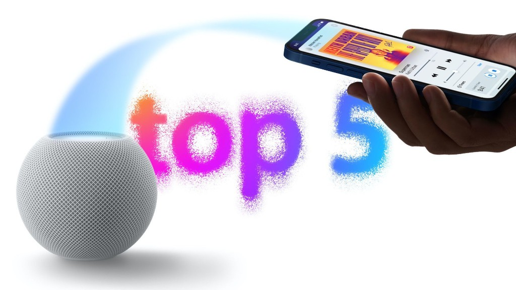 Top Five Reasons to Buy a HomePod Mini