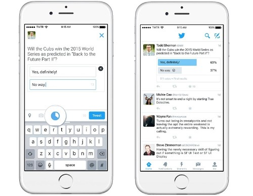 Twitter Rolling Out New Feature to Let Users Create Customized Polls