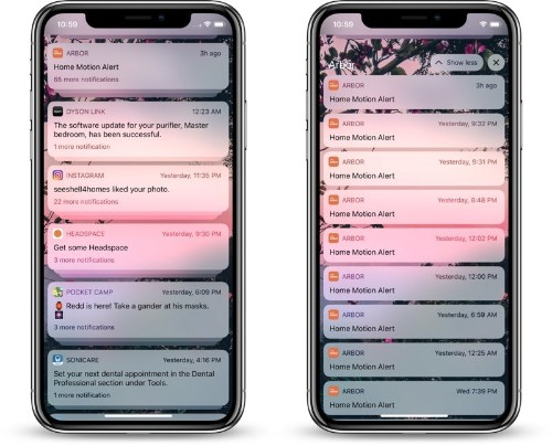 All of the Changes to Notifications in iOS 12