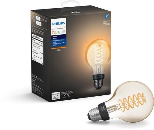 Philips Hue Line Gains New Filament Smart Bulbs