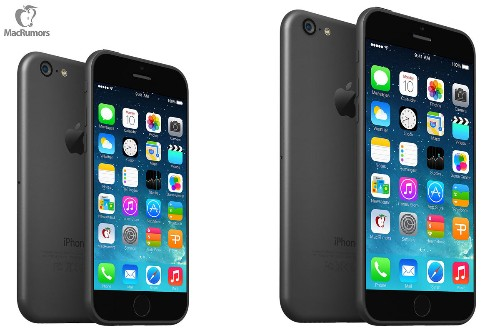 Mass Production of 4.7-Inch iPhone 6 Set for July, 5.5-Inch Version Beginning in September