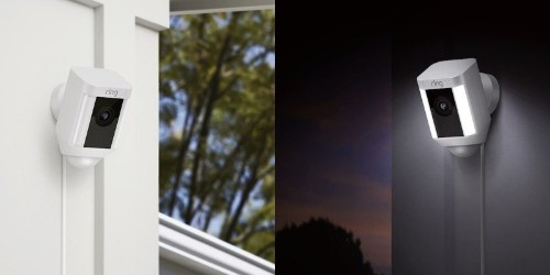 Ring Debuts New Spotlight Cam With Wired, Battery, and Solar Models for Home Security