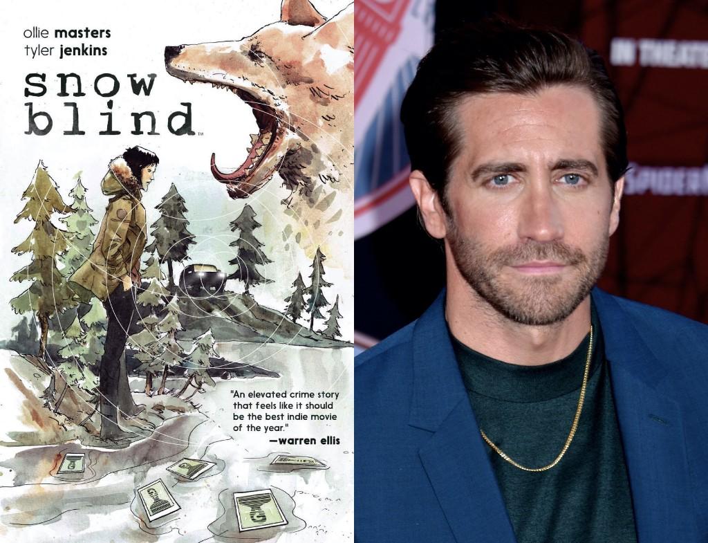 Apple TV+ to Adapt Thriller 'Snow Blind' Starring Jake Gyllenhaal