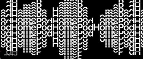Apple Shares First Series of HomePod Ads With Focus on Music