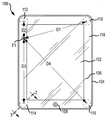 Apple Details Pressure-Sensitive Touchscreen in New Patent Application