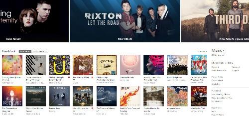 Apple Still Tweaking iTunes Music Store Algorithms, Restored Editorial Focus Pleases Indies