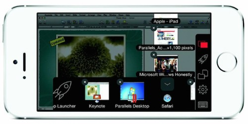 'Parallels Access' Brings Remote Desktop Access to iPhone