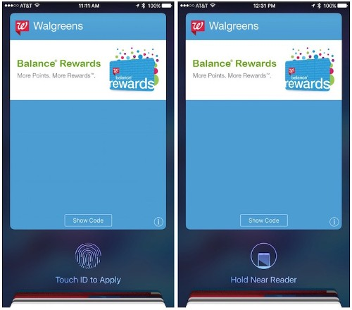 Walgreens Gearing Up for Apple Pay-Linked Loyalty Rewards Cards