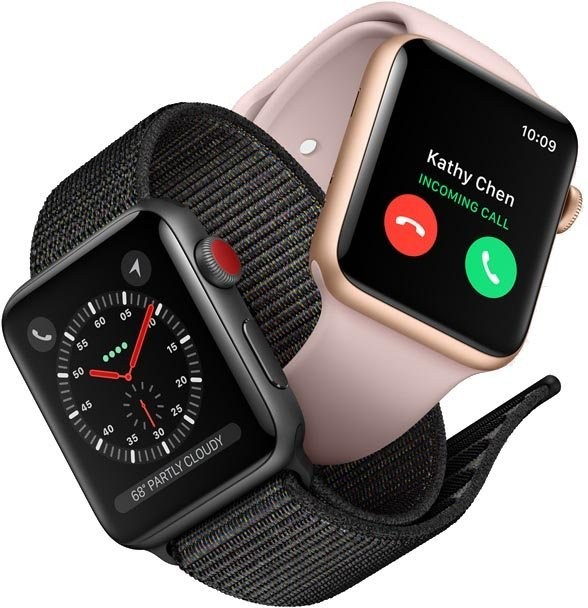 Apple Watch Series 4 to Feature Redesign, Longer Battery Life and 15% Larger Display