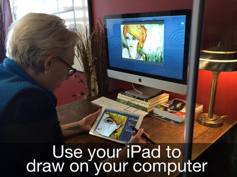'Air Stylus' Turns Your iPad Into a Drawing Tablet for Your Mac