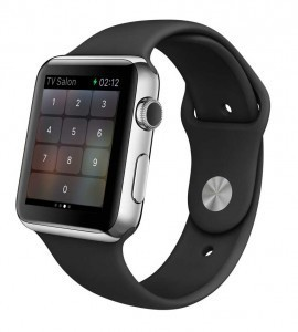 Apple Watch Brings Your TV's Remote Control to Your Wrist