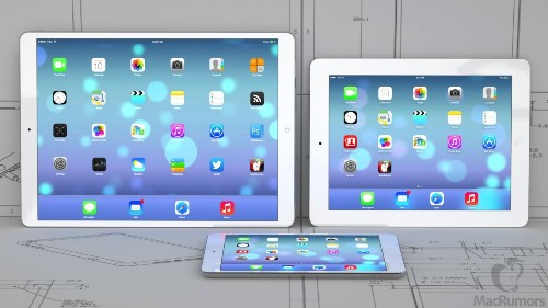 Report Claims 12.9-Inch iPad May Adopt Integrated iOS/OS X Operating System