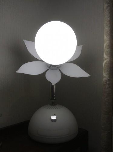 Gallery: iMac G4 Transformed Into Desk Lamp