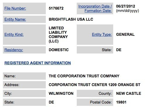 Apple May Be Using 'Brightflash' Shell Company to Pursue iWatch Trademark Protection