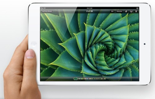 Mass Production of Retina Displays for iPad Mini Expected to Start in June or July