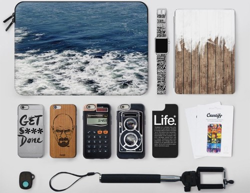 Massive Bundle of Custom Device Cases from Casetify