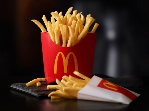 Apple Pay Users Can Get Free McDonald's Fries With Purchase on Fridays in July