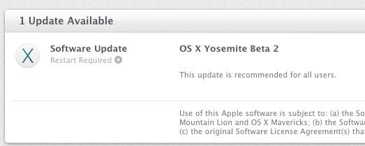 Apple Releases Second OS X Yosemite Public Beta, iTunes 12 Update