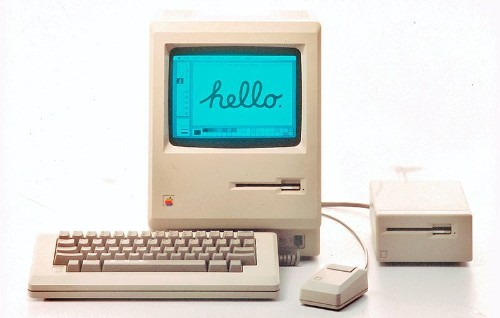 36 Years Ago Today, Steve Jobs Unveiled the First Macintosh