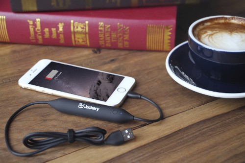 Jackery Introduces Lightning Cable With Integrated Battery [Updated]