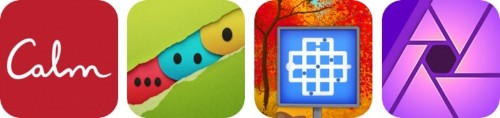 Apple's Best of the App Store in 2017: Calm, Splitter Critters, Affinity Photo and The Witness