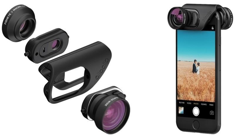 Iphone7 Camera Accessories  - Magazine cover