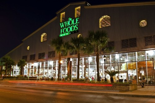 Whole Foods Adopts Square for iPad Cash Registers