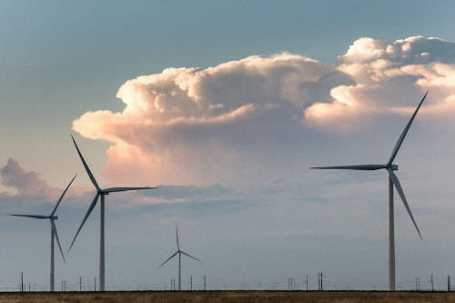 Apple Partners With Sprint, eBay, and Samsung on New Texas Wind Farm