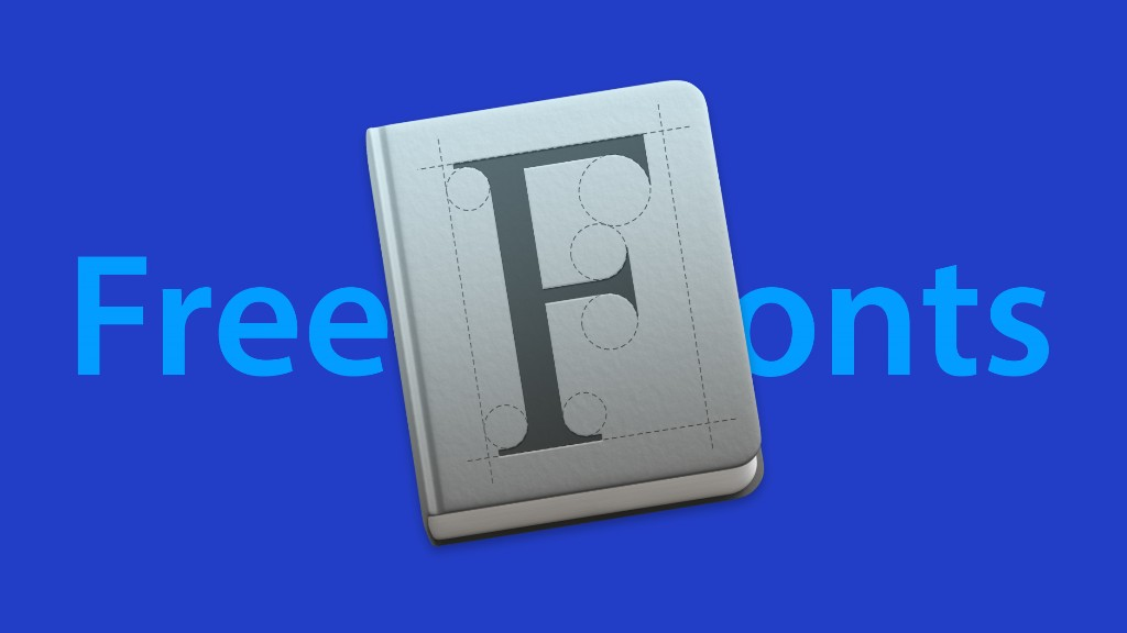 How to Install the New Free Mac Fonts in macOS Catalina