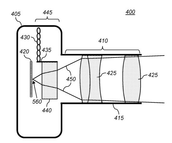 Apple Awarded Patent for Refocusable Camera with Light-Field Technology