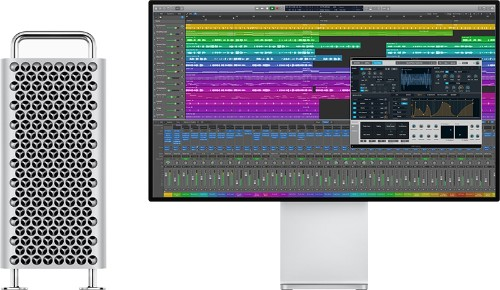 Logic Pro X Gets Refresh for Upcoming Mac Pro