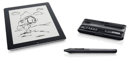 Wacom Announces Pressure-Sensitive Intuos Creative Stylus for iPad