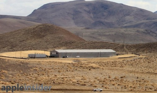 First Phase of Apple's New Reno, Nevada Data Center Ready to Open
