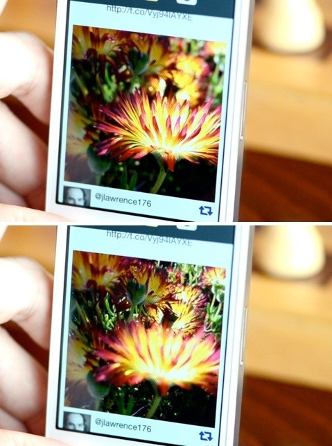 FocusTwist Allows iPhone Users to Capture Refocusable Lytro-style Images