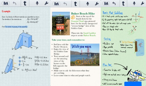 Notability Adds Universal Compatibility with iOS Devices, iCloud Integration