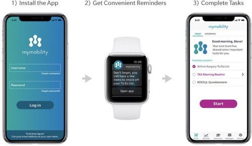 Apple Teams Up With Zimmer Biomet for Clinical Study on Joint Replacement