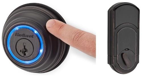 Kwikset's Kevo Smart Door Lock Adds Free Guest eKeys, Scheduling for Standard eKeys