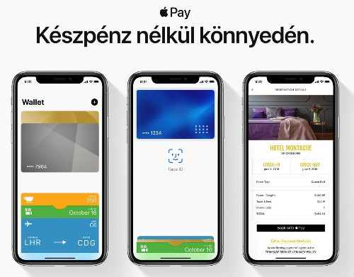 Apple Pay Launches in Hungary and Luxembourg