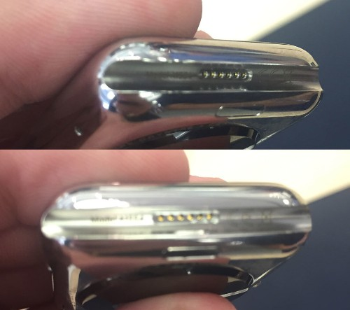 Retail Apple Watches Still Have a Hidden Diagnostic Port [Updated]