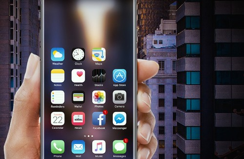 5.8-Inch iPhone Affirmed to Have Mostly Flat Display With Slightly Curved Edges