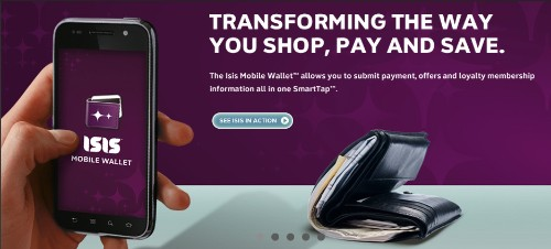 Isis to Roll Out National NFC Payment Service This Year With iPhone Support