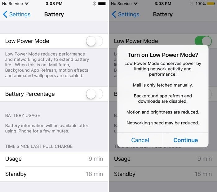 Inside iOS 9: Under-the-Hood Improvements for Battery Life, Security, and More