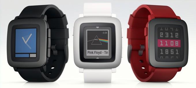 'Pebble Time' Debuts on Kickstarter With Slimmer Design and Color Display