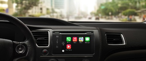 Alpine Planning to Release Aftermarket CarPlay Console This Fall