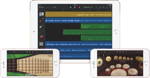 Apple Updates GarageBand With New Instruments and Sounds to Celebrate Chinese Music