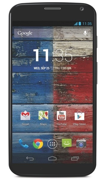 Motorola Unveils 4.7-Inch Moto X Smartphone with 24-Hour Battery and Touchless Controls